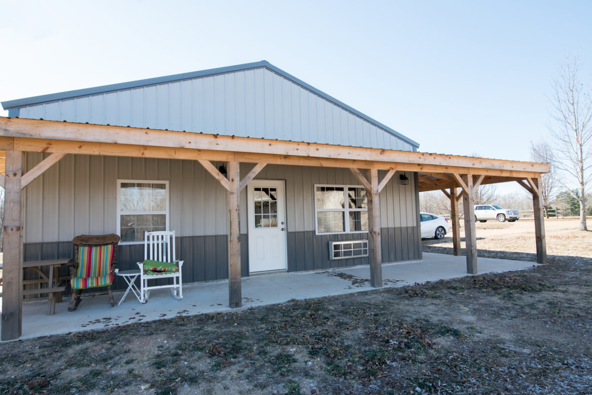 Shop With Living Quarters Tru Craft Construction